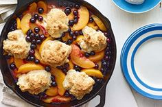 Peach Cobbler Recipes
