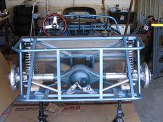 Caterham Super 7, Caterham Seven, Build A Go Kart, Diy Go Kart, Lotus Sports Car, Lotus 7, Crate Motors, Racing Car Design, Space Frame