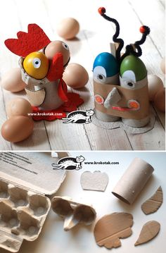 Double EGG STANDS