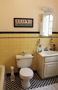 Great vintage tile