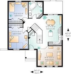 House Plan chp-10246 at COOLhouseplans.com