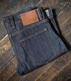 N O R M A N P O R T E R | Handmade Standard Denim    renegadecraft.com/brooklyn-holiday-info
