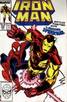 Jackson Guice iron man | iron man 234 by jackson guice i bought as much spider man as i could ...
