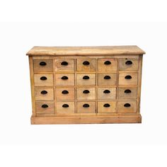 20 drawer Dorchester Apothecary Cabinet (Wayfair.com) - I love this as a craft cabinet!