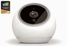 iCamPRO FHD Intelligent Home Security Robot