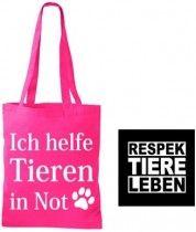 RespekTIERE-Leben Rumänien-Aktion Tierschutz-Shop Überraschung Reusable Tote Bags, Respect Activities, Animal Shelter, Old Jeans, Action, Nature, Life