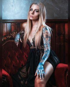 Tattooed: Teneile Napoli