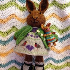 Ravelry: difair's Aunt Pam's bunny girl