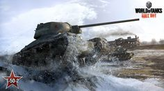 World of Tanks: Wargaming feiert den Geburtstag Tank Wallpaper, Free Desktop Wallpaper, Wallpapers, Wallpaper Downloads, World Of Tanks, Course De Chars, Google Play, Timeline Cover