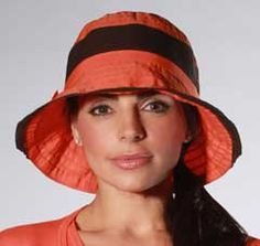 Sun hats with fashion in mind :)