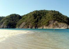 Isla La Tortuga, foto turismo.venezuela.net.ve