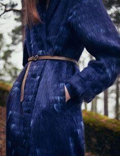 Love this coat by Samuji! via Little Helsinki