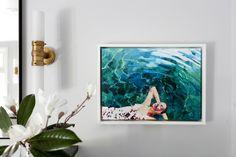 Twice the Luxury in Los Angeles – Homepolish Bathroom Artwork, Master Bathroom, Timeless Bathroom, Shower Floor Tile, San Diego Houses, Master Bath Remodel, Crystal Clear Water, Home Art, Blog