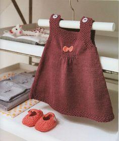 【转载】tricot calin pour mon bebe --- 棒编宝宝装 - liuxiaoben1的日志 - 网易博客