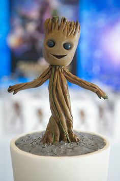 Groot Cake Topper Ideas
