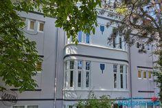 Gründerzeitfassade - Farbgestaltung und Sanierung in Bremen Painting Contractors, Light Design, Bremen
