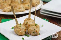 Wildtree's Buffalo Chicken Meatballs Recipe   www.MyWildtree.com/GloyeskeL