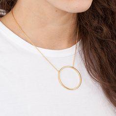 Circle Kette - Gold - alt_image_three
