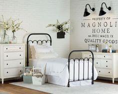Colonnade Metal Kids' Bedroom - Magnolia Home