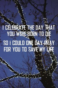 I Celebrate the Day by Relient K - Another one of my top favorite Christmas songs!!