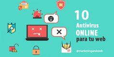 Mejores herramientas online para detectar malware y vulnerabilidades en una página web. Analiza con estos antivirus online gratis tu Blog.