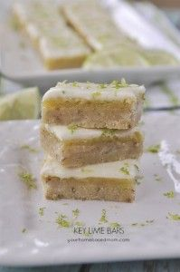 These key lime bars are amazing. They pack a powerful lime punch! http://www.amazon.com/gp/product/B00004S7V8?ie=UTF8&camp=1789&creativeASIN=B00004S7V8&linkCode=xm2&tag=yourhomebas0e-20