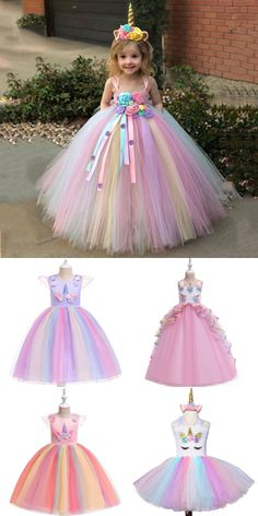 Little Girl Dresses, Girls Dresses, Flower Girl Dresses, Fancy Dress, The Dress, Halloween Disfraces, Birthday Dresses, Sewing For Kids, Dress Patterns