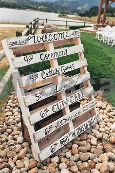 rustic wedding signs linda threadgill photography / www.deerpearlflow... #weddings #wedding #marriage #weddingdress #weddinggown #ballgowns #ladies #woman #women #beautifuldress #newlyweds #proposal #shopping #engagement