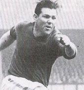 Scottish International Jock Dodds scored 113 goals in 178 appearances for Sheffield United