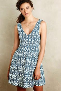 Anthropologie Textured Double-V dress by Maeve Style No. V Dress, Boho Dress, Dress Outfits, Fashion Dresses, Classy Outfits, Cool Outfits, Chelsea, Petite Dresses, Short Dresses