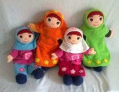 Moslem Soft doll by Tsabita Boneka