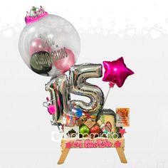 Desayunos sorpresa en Barranquilla a domicilio   Adoomicilio.com Breakfast Basket, Valentine Day Gifts, Valentines, Valentine's Day Gift Baskets, Surprise Box, Candy Bouquet, Birthday Pictures, Balloon Decorations, Ideas Para