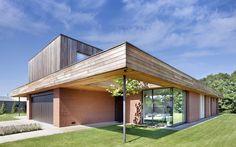 Moderne riešený dom