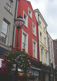 Dublin, Ireland; I was here. One of the cities I've visited. Realy nice and friendly people. Lovely place