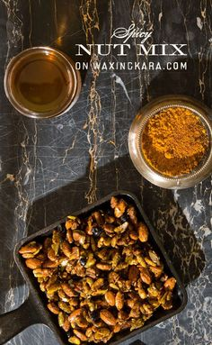 This Spicy Nut Mix made with our honey really has a kick of sweet heat! Roasted with our Eastern Shore Honey, these nuts are crunchy and sweet and are the perfect on-the-go snack for day trips to the shore or a weekend in the mountains. Spicy Nuts, Spicy Honey, Sweet And Spicy, Dried Blueberries, Dried Cherries, Raw Pistachios, Hungry Girl Recipes, Raw Pumpkin Seeds, Cocoa Nibs