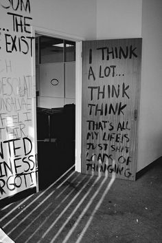 Dylan Klebold's journal quotes.