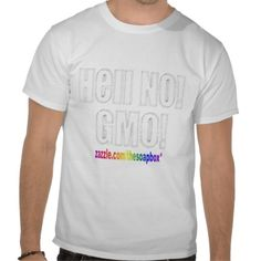 Thank you NJ, USA for getting a Hell No! GMO! T-Shirt! :)