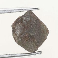 Antique 1.02 Carat Fancy Reddish Color Natural Loose Rough Diamond