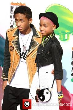 jaden and willow smith (jada pinkett and will smith)