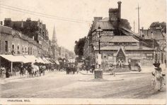 London History, High Road, Vintage London, London Photos, Slums, Past Life, Old Photos, Image Search, Louvre