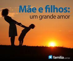 Familia.com.br   10 #coisas que você NÃO deve #dizer a uma #mãe no #Dia das #Mães. #Amor