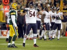 """""""Urlacher says the Bears aren't as good as they thought they were"""" NBC Sports (September 14, 2012)"""