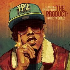 August Alsina - The Product 2 Mixtape