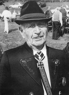 SS-Brigadeführer Otto Kumm (1909 - 2004)