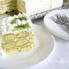 Kiwi cake by truedelights