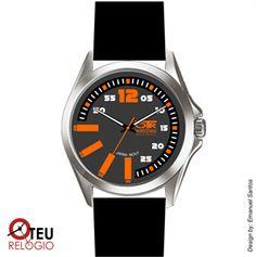 Mostrar detalhes para Relógio de pulso OTR BOSS 0002