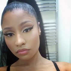 Cut-Crease Eye Shadow: As the flawless Nicki Minaj demonstrates above, playing with the placement of your crease gives your eyes an exaggerated, hyper-real effect that gives smaller sizes an instant boost.