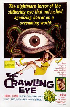 The Crowling Eye