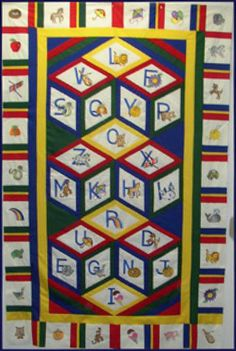 ABC Quilt Embroidery Article