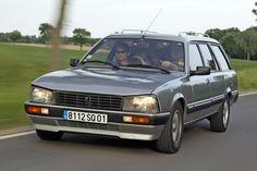 Peugeot 505 Familial GTD Turbo